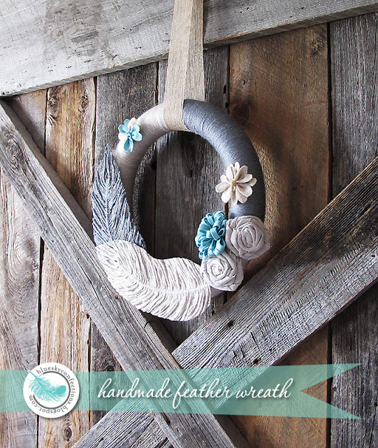 feather wreath 1
