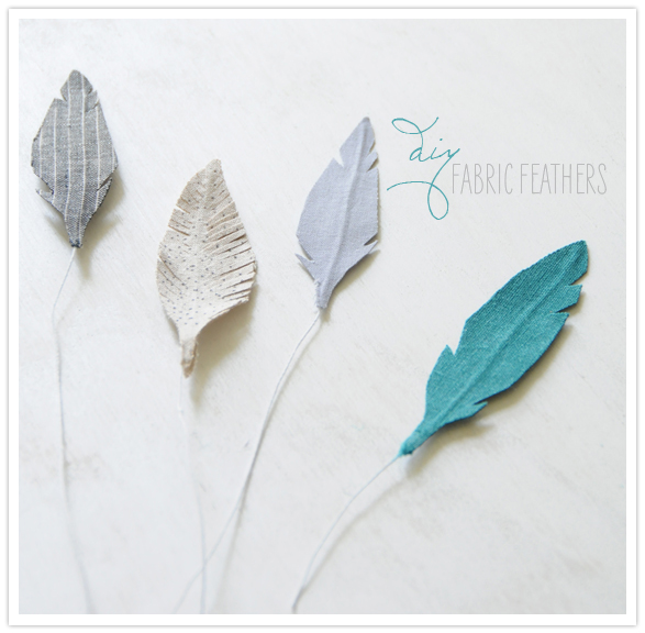 diy-fabric-feather-wedding-1